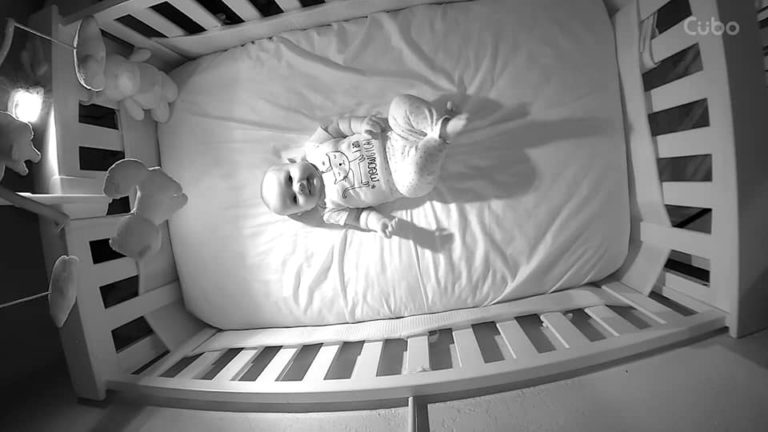 smart baby monitor for the working mom