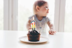 baby's most important milestones in the first year