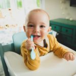 when can babies try baby food