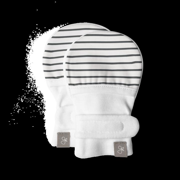 scratch free baby mittens